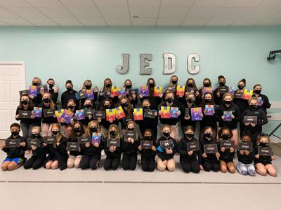 Dance studio's team brings home dancing awards in competitions