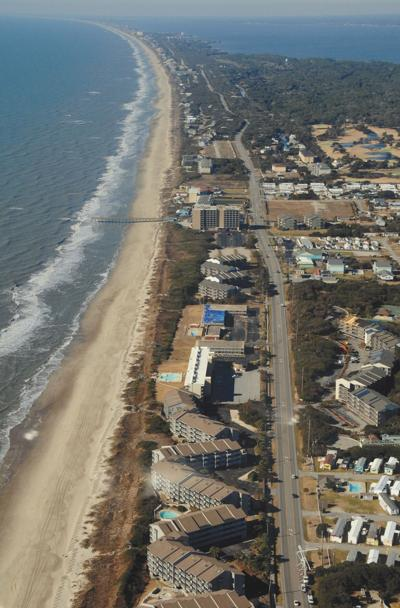 State officials want beach management in coastal communities modeled after Carteret County