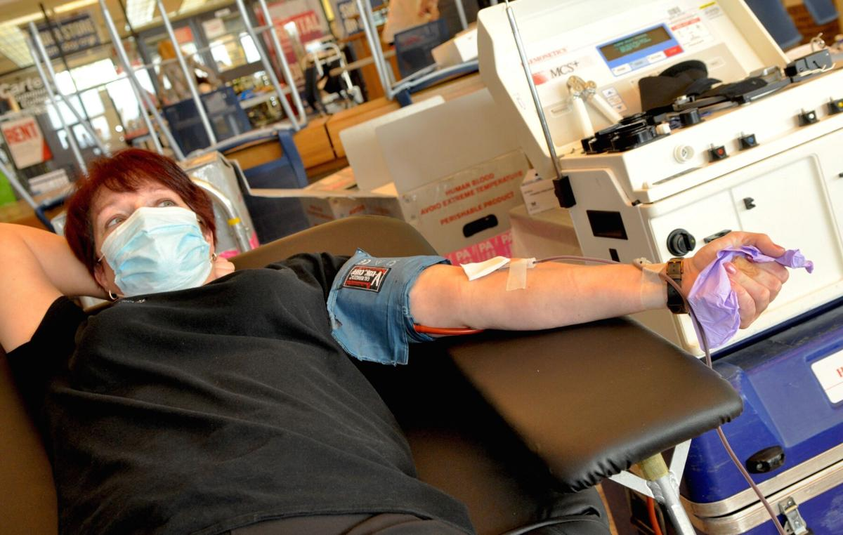 Red Cross appeals for donors, host sites amid ongoing pandemic