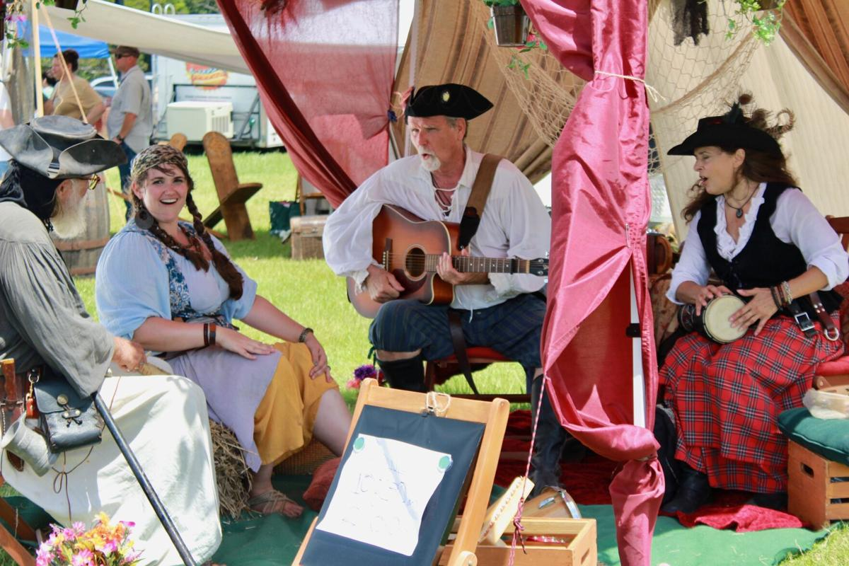 GALLERY: Beaufort Pirate Invasion returns for celebration at Gallants Channel