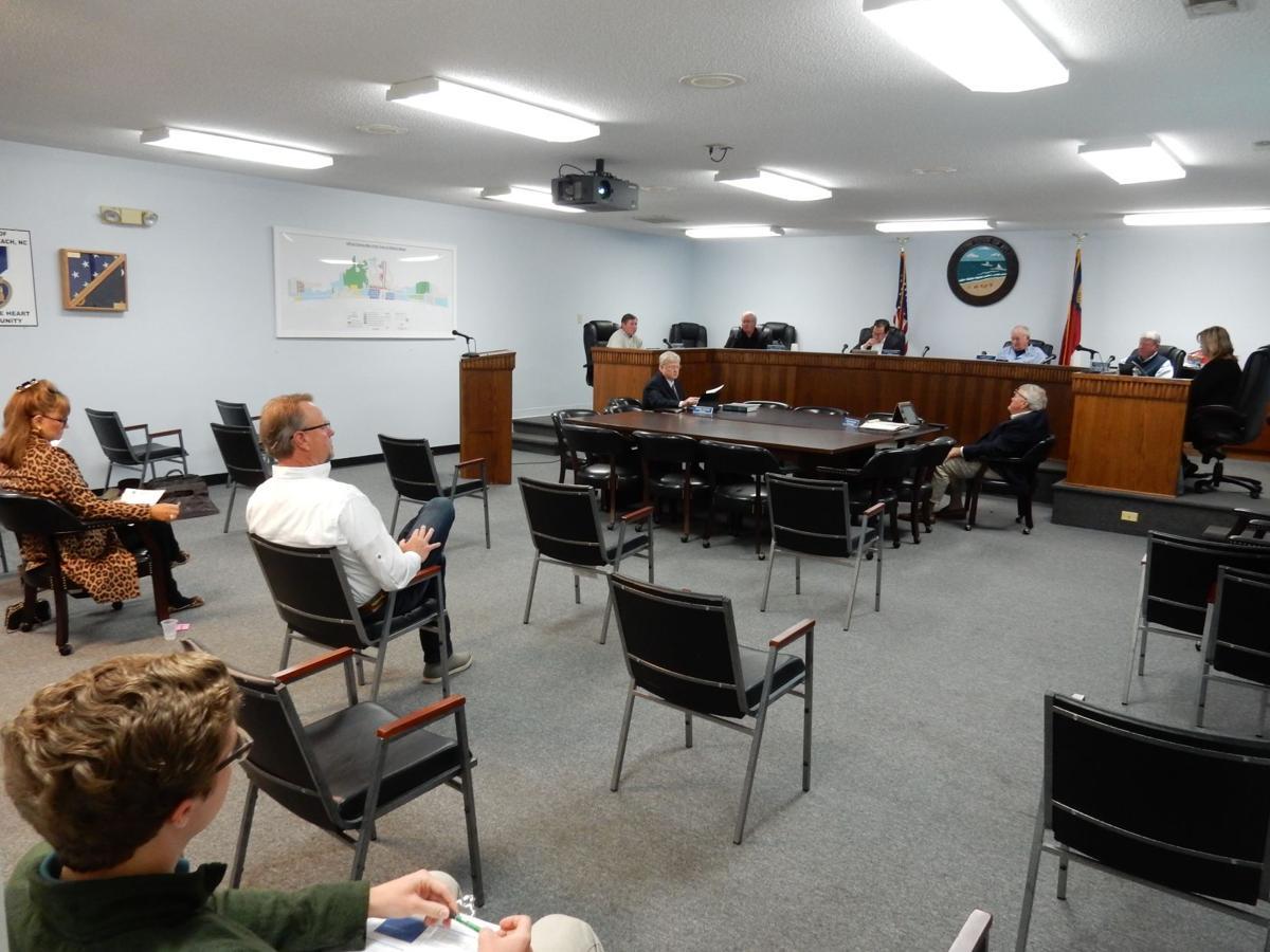 Atlantic Beach Town Council