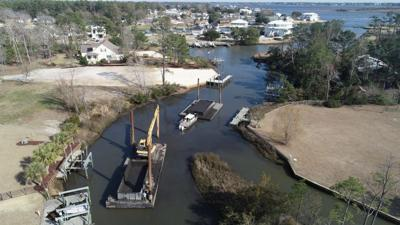 Beach commission explores possibility of adding position to Carteret County Shore Protection Office