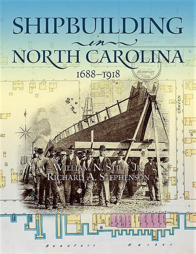 New historical book explores North Carolina's maritime industry