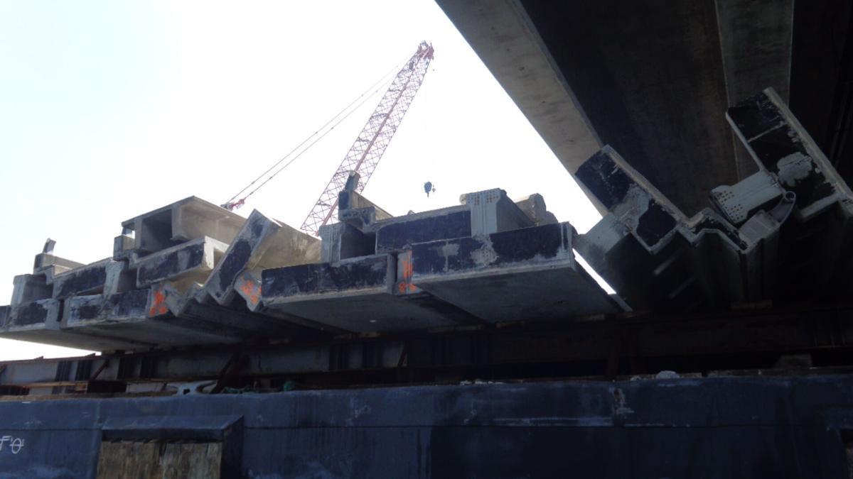 NCDOT looks to Carteret County to dump bridge debris