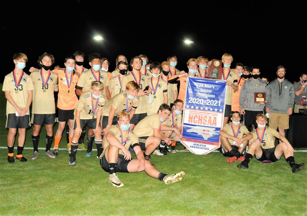 CROWNED STATE CHAMPS