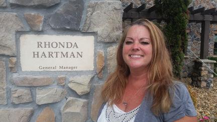 Good Rhonda Hartman Promoted