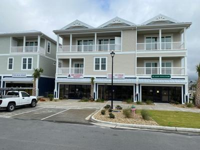 Village West in Emerald Isle takes shape as shops begin to open, residential units to be occupied soon