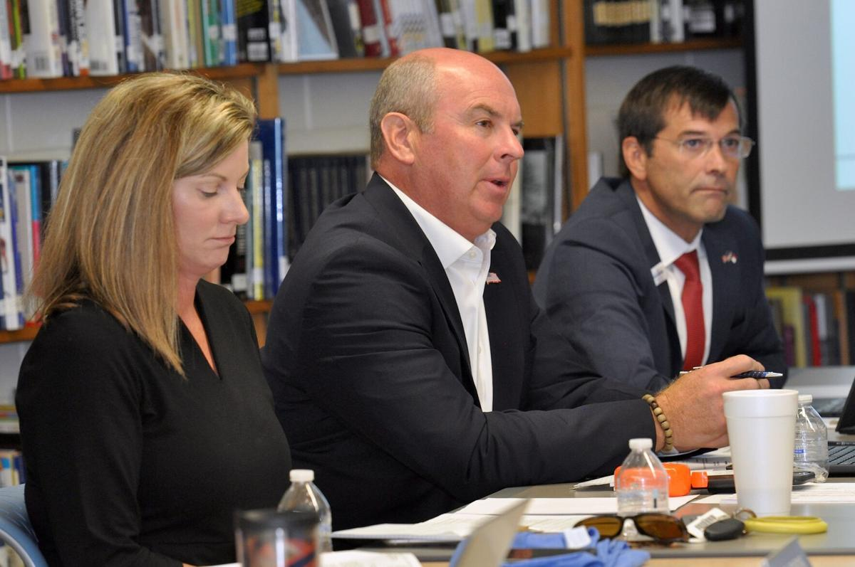 Carteret school board reverses course, will require masks for first 2 weeks of school