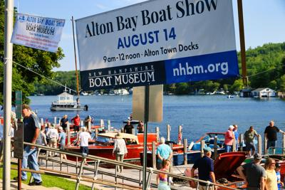 Boat Show a Big Success for NH Boat Museum