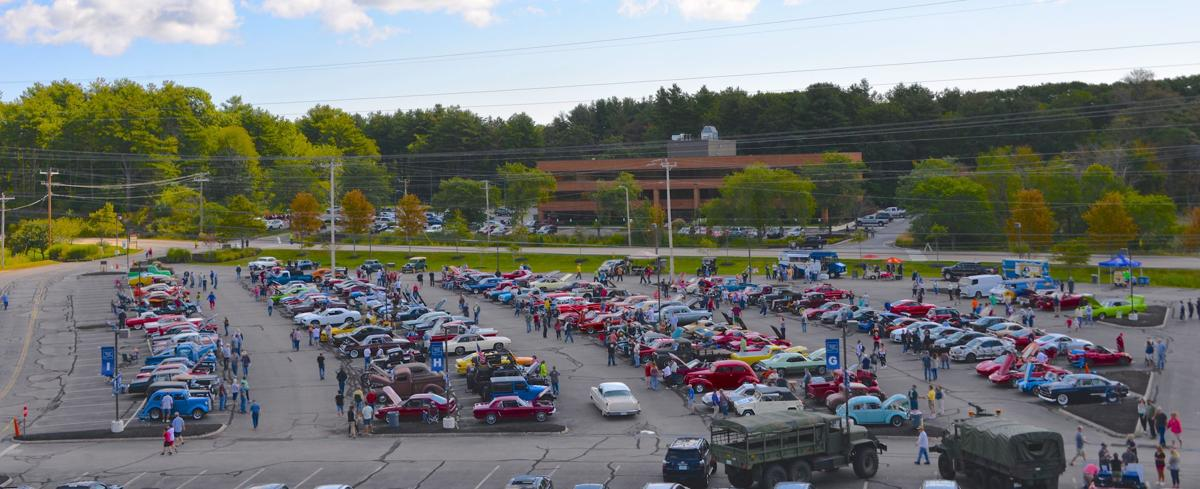 Car Show Raises More Than K Raised For Veterans Count - The count car show