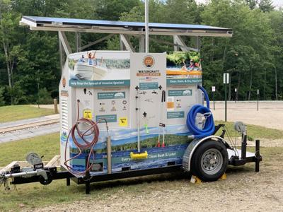 NH LAKES Deploys the First CD3 Unit in the Northeast