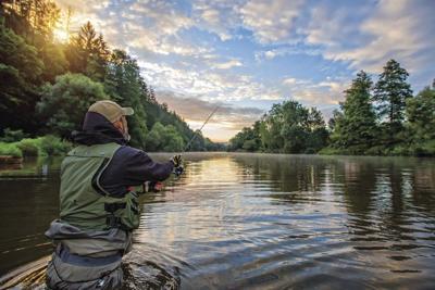 Free Fishing Day in NH