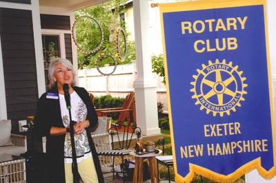 Exeter Rotary Gives Annual Grants