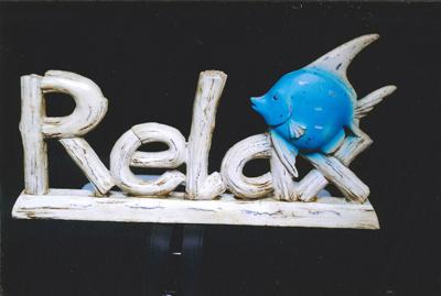 Try Not to Stress! Relax...