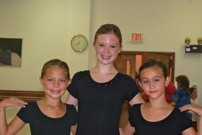 Hampstead Dancers in 'Nutcracker'
