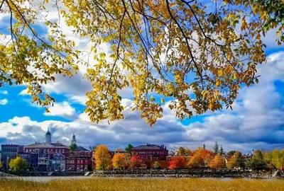 Fall in Exeter