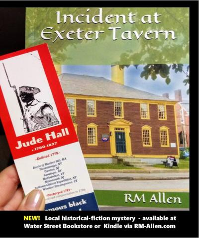 Social Isolation Book Launch: 'Incident at Exeter Tavern'