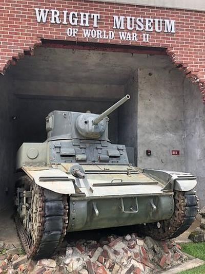 Wright Museum of WWII to Participate in Smithsonian Magazine's Museum Day