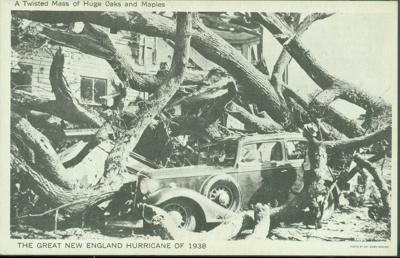 The Great N.E. Hurricane '38