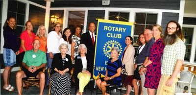 Exeter Rotary: 'Be the Inspiration'