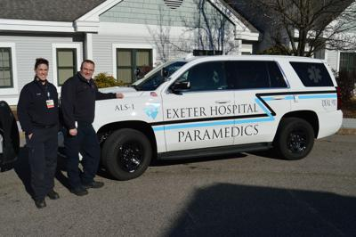 Donation in Memory of Local Doctor Helps Fund New Emergency Vehicle