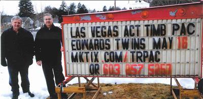 Edward Twins Ticket Sales