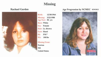 Thirty-Five Years Later, Rachael Garden is still Missing