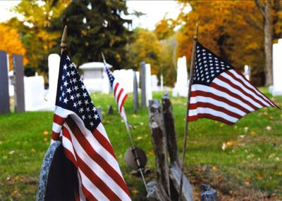 VETERANS DAY: REMEMBER PAST AND PRESENT