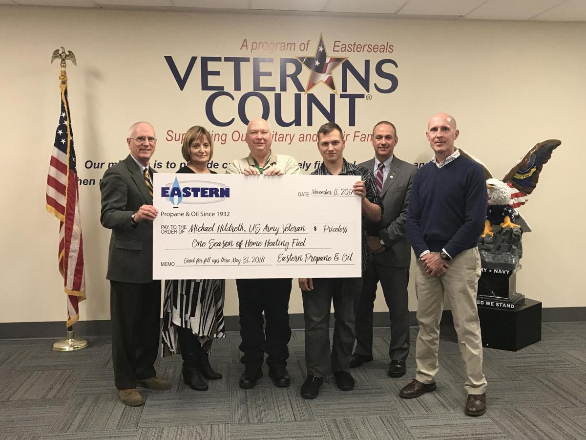 Eastern Propane & Oil Supports Veterans in Need