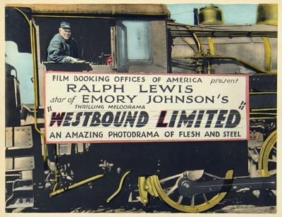 Stop! Look! Vintage Railroad Melodramas