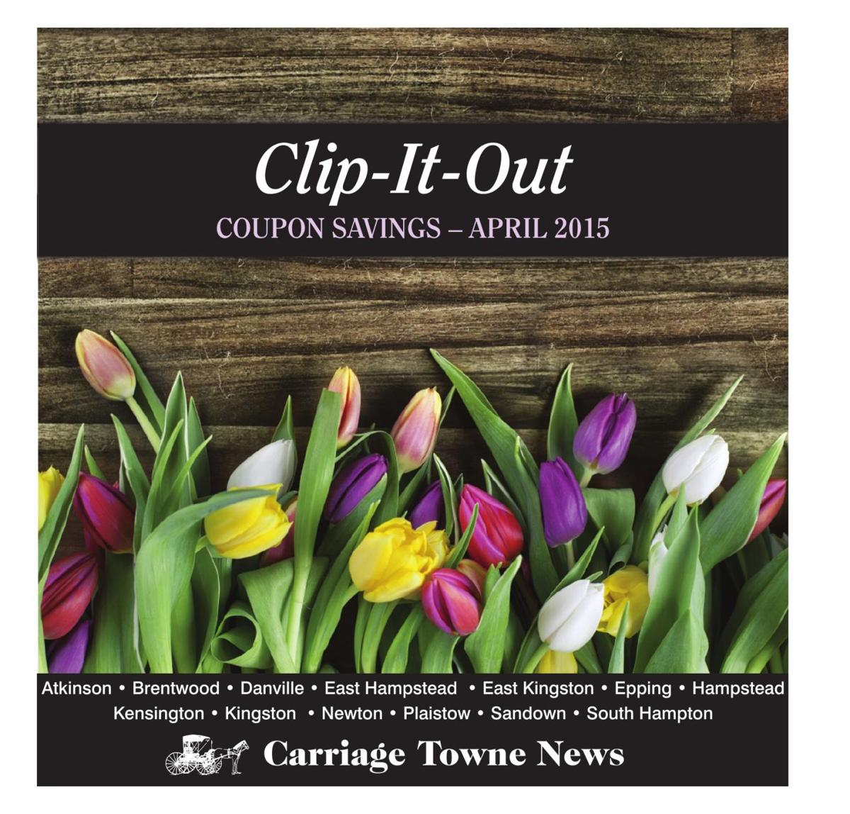 April 2015 Clip-It-Out Coupon Guide