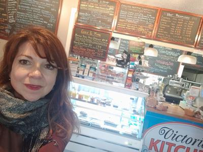 'Grab and Go' Takes New Meaning for Local Cafe