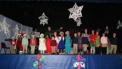Holiday Performance at Hampstead Academy