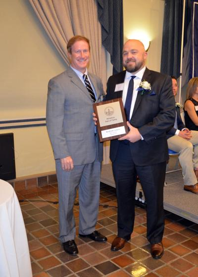 Danvers' Lewis Inducted to Westfield State Athletic Hall of Fame