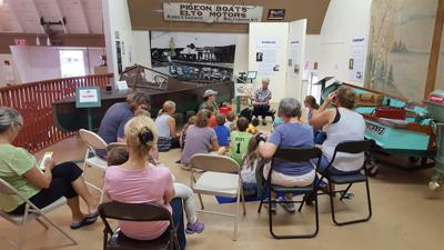 Children's Story Hour at NH Boat Museum