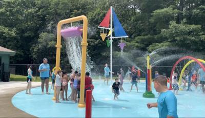 Making a Splash in Newmarket