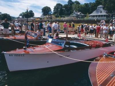 Vintage Boat and Car Auction Expected to Draw Crowds