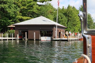 Boathouse Tour