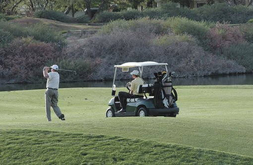 golfers and donations for sanborn ice hockey local sports