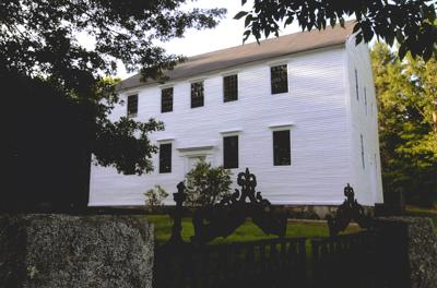 Danville's Old Meeting House