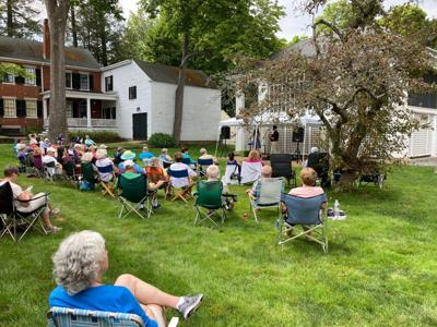 Listen to the 'Sounds of Music' on the Heritage Museum Trail
