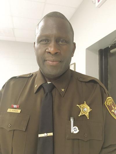 Sheriff Tony Durden