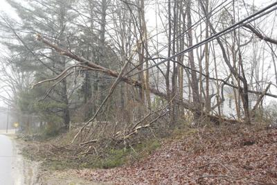 Thousands without power
