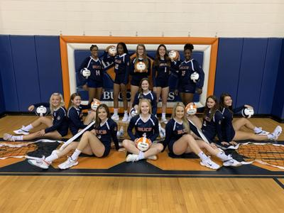 BYSHS Volleyball 2021