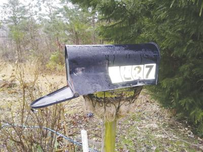 Mailboxes destroyed in county