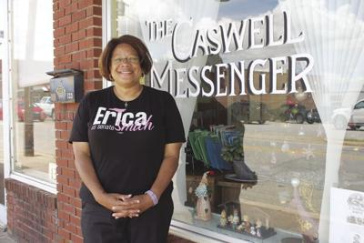 Erica Smith makes a campaign stop in Yanceyville