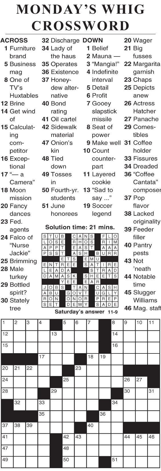 1109 crossword