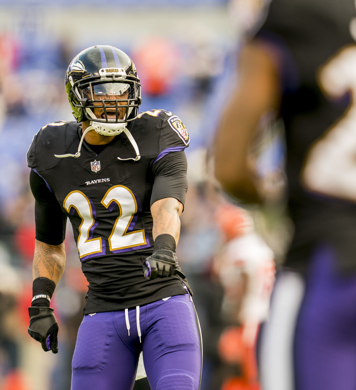 Ravens keep cornerback room intact, Jimmy Smith becomes last of ...