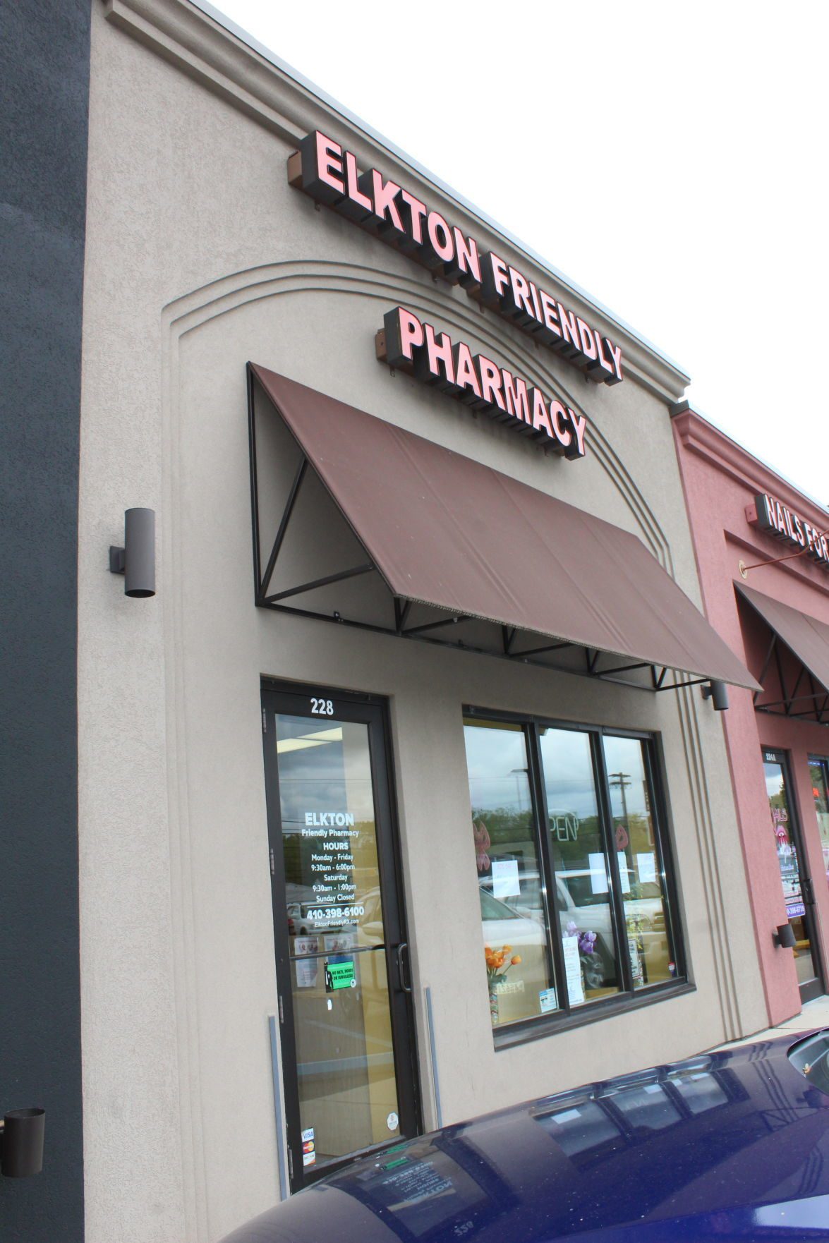 Elkton Friendly Pharmacy closes