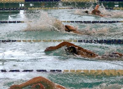 Cecil County swim meet